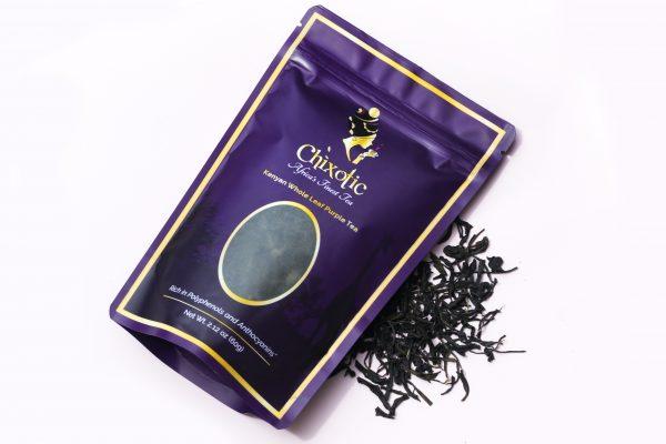 Chixotic 2Amyshot 600x400 - Purple Tranquilitea - Whole Leaf Purple Tea