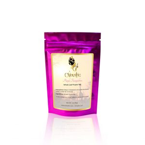 Chixotic ref 300x300 - Purple Tranquilitea Sampler - Whole Leaf Purple Tea