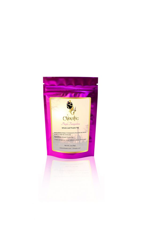 Chixotic ref 600x986 - Purple Tranquilitea Sampler - Whole Leaf Purple Tea